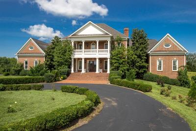 Anderson County, Fayette County, Franklin County, Henry County, Scott County, Shelby County, Woodford County Farm For Sale: 1851 Sahalee Drive