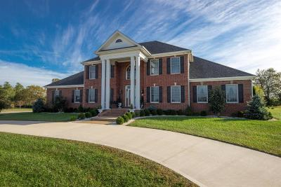 Harrodsburg Single Family Home For Sale: 112 Holliday Court