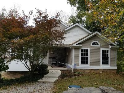 Bronston KY Single Family Home For Sale: $273,900