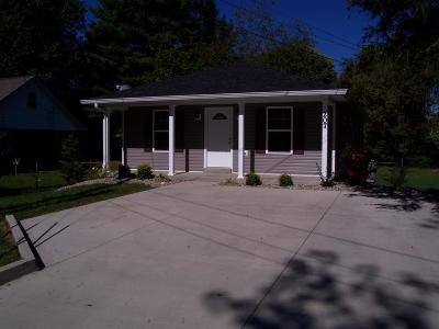 Berea Single Family Home For Sale: 207 Rockcastle St