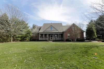 Nicholasville Single Family Home For Sale: 14 Olde Village Drive