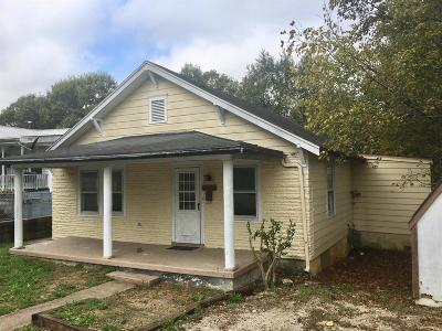 Frankfort Single Family Home For Sale: 932 Letcher Avenue