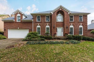 Lexington Single Family Home For Sale: 4837 Firebrook Boulevard