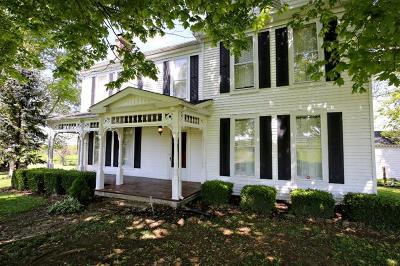 Coxs Creek KY Single Family Home For Sale: $389,000