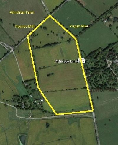 Anderson County, Fayette County, Franklin County, Henry County, Scott County, Shelby County, Woodford County Farm For Sale: 2850 Pisgah Pike