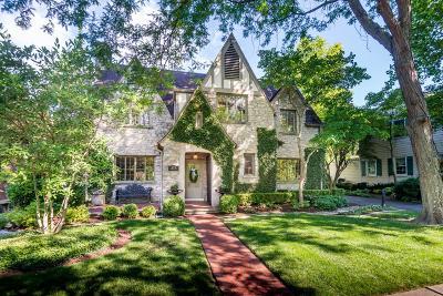Lexington Single Family Home For Sale: 215 Henry Clay Boulevard