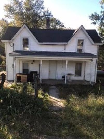 Single Family Home For Sale: 220 Railroad Lane