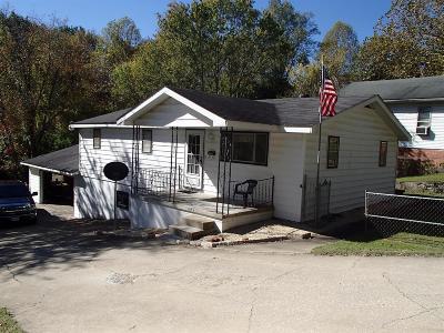 Corbin Single Family Home For Sale: 206 Union Street