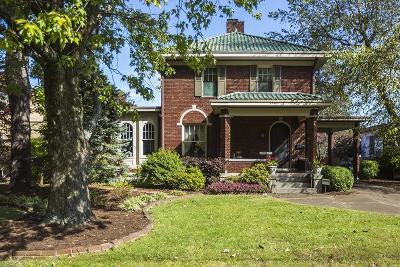 Lexington Single Family Home For Sale: 1505 Richmond Road