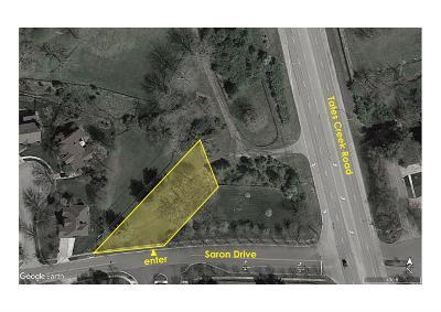 Lexington Residential Lots & Land For Sale: 4720 Saron Drive