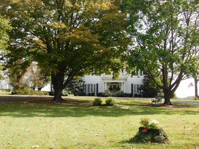 Single Family Home For Sale: 315 Gay Road