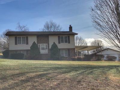 Corbin Single Family Home For Sale: 794 Horse Creek Rd
