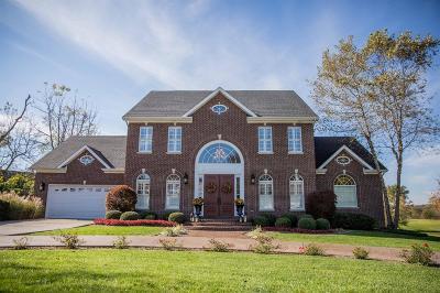Frankfort Single Family Home For Sale: 115 Buena Vista Drive
