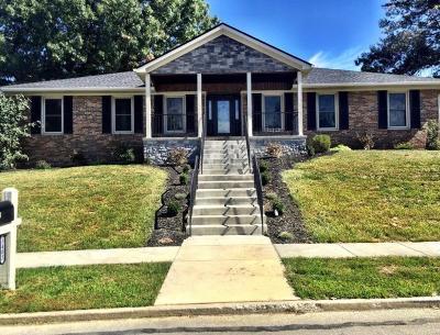 Lexington Single Family Home For Sale: 3402 Fleetwood Drive