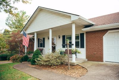 Frankfort Single Family Home For Sale: 1110 Deer Haven Drive