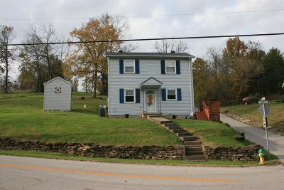 Sadieville Single Family Home For Sale: 730 Pike Street