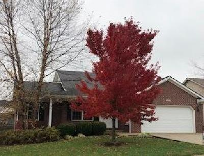 Nicholasville Single Family Home For Sale: 428 Virginia Lane