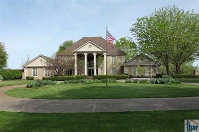 Lexington KY Single Family Home For Sale: $1,499,000