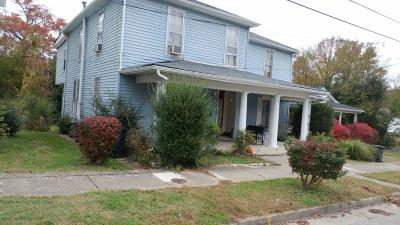 Frankfort Multi Family Home For Sale: 418 W Fourth Street