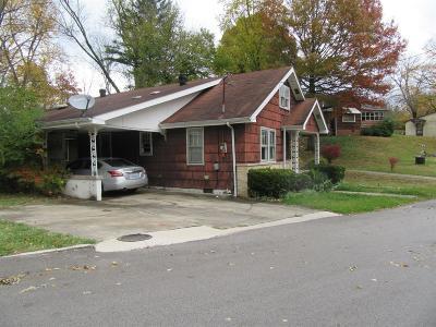 Corbin Single Family Home For Sale: 814 W Fourth Street