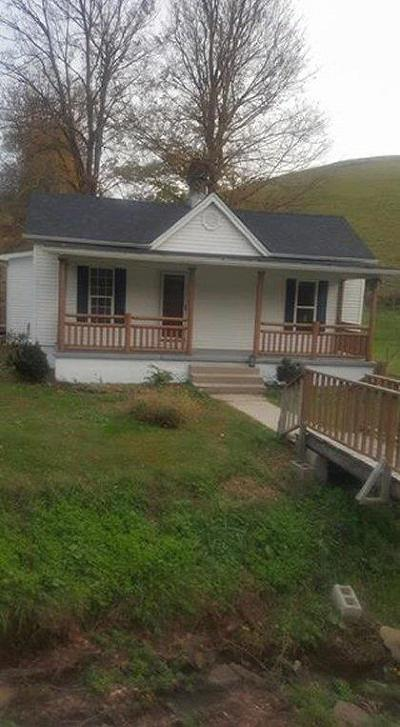 Garrard County Single Family Home For Sale: 2424 Kirksville Rd