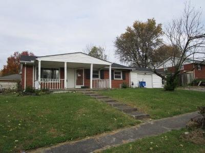 Lexington Single Family Home For Sale: 476 Peachtree Road