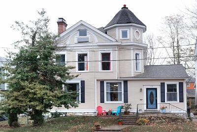 Frankfort Single Family Home For Sale: 318 W Third Street