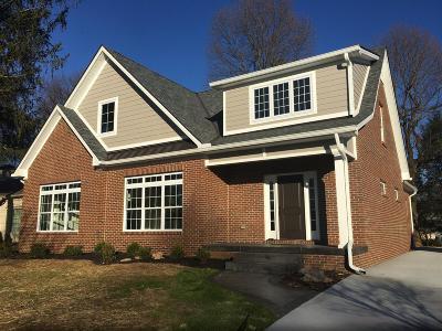 Lexington Single Family Home For Sale: 341 Garden