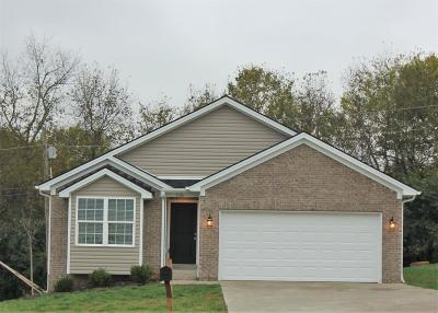 Nicholasville Single Family Home For Sale: 1136 Orchard
