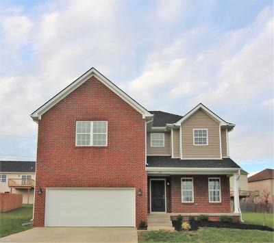 Nicholasville Single Family Home For Sale: 148 Susan Trace