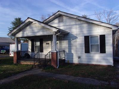 Corbin Single Family Home For Sale: 1318 Gordon Hill
