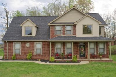 Somerset Single Family Home For Sale: 36 Silver Creek Drive