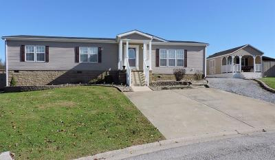 Mt Sterling KY Single Family Home For Sale: $118,500
