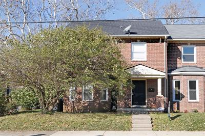 Lexington Single Family Home For Sale: 401 N Limestone