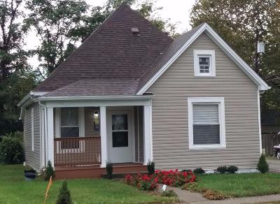 Single Family Home For Sale: 366 E Third Street
