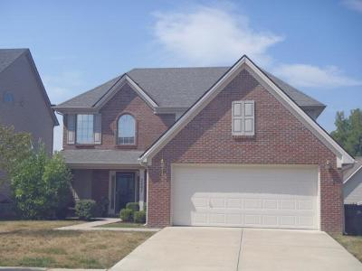 Lexington Single Family Home For Sale: 3261 Scottish Trace