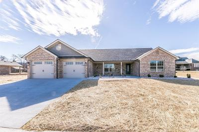 Berea Single Family Home For Sale: 1529 Phyllis Drive