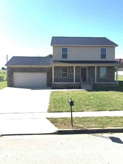 Nicholasville Single Family Home For Sale: 201 San Antonio Way