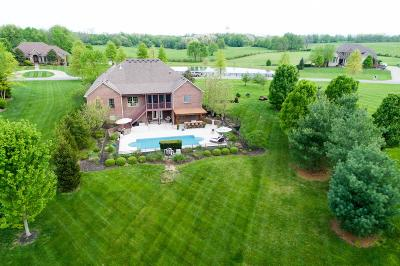 Nicholasville Single Family Home For Sale: 306 Golf Club Drive