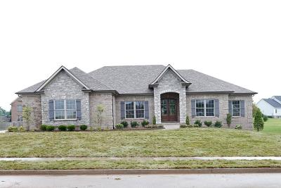 Nicholasville Single Family Home For Sale: 612 Old Coach Road