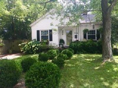 Lexington Single Family Home For Sale: 346 Memory Lane