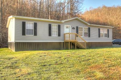 Barbourville Single Family Home For Sale: 10035 Kentucky Highway 1304