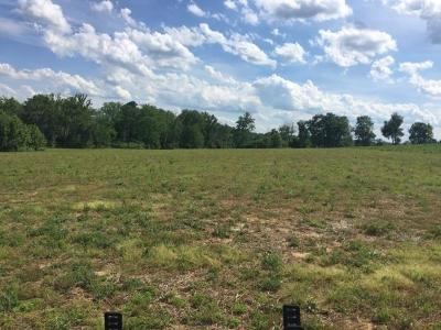Anderson County, Fayette County, Franklin County, Henry County, Scott County, Shelby County, Woodford County Residential Lots & Land For Sale: 1 Armstrong Branch Road