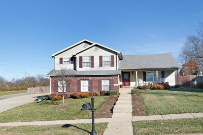 Scott County Single Family Home For Sale: 110 Coachman Place