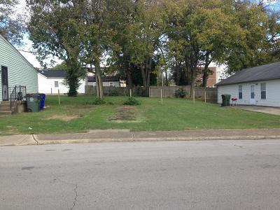 Lexington Residential Lots & Land For Sale: 625 Pine Street