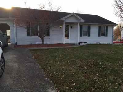 Lawrenceburg Single Family Home For Sale: 1030 Ohara Drive
