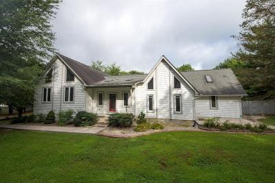 Berea Single Family Home For Sale: 1411 Highway 1016