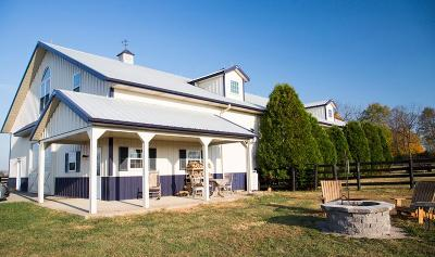 Anderson County, Fayette County, Franklin County, Henry County, Scott County, Shelby County, Woodford County Farm For Sale: 3700 Old Frankfort Pike