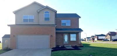 Nicholasville Single Family Home For Sale: 101 San Antonio Way