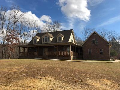 Corbin Single Family Home For Sale: 5290 Highway 830